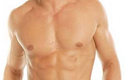 Мужские соскиСоски развиваются у плода еще до того, как определяется его пол. Только на 6-ой неделе мужские гормоны решают судьбу ребенка, а грудь прекращает свое развитие. Тем не менее, соски остаются с нами навсегда.