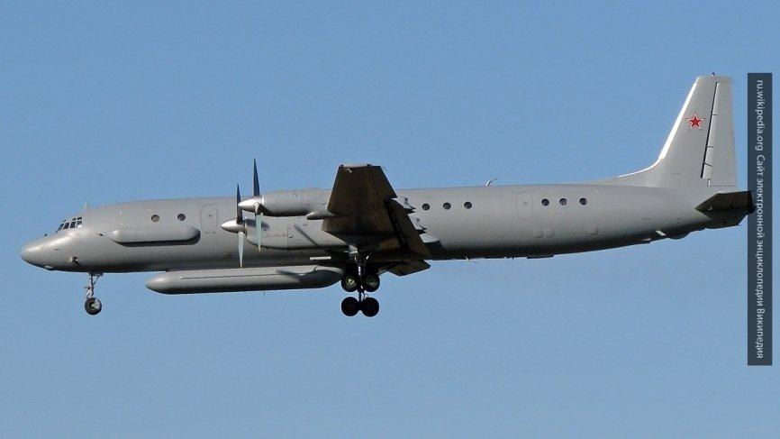 Российский Ил-20 пропал с радаров у авиабазы Хмеймим в ходе атаке авиации Израиля