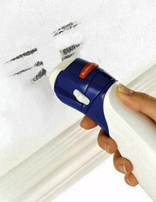 Компактное устройство для подкраски стен.