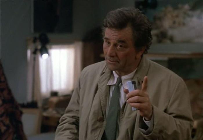 «Метод Коломбо», «эффект Коломбо» - понятия в разных профессиональных областях, возникшие благодаря сериалу