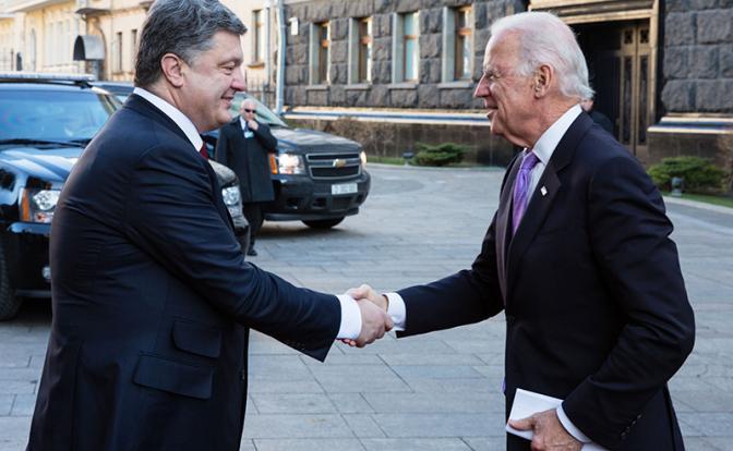 Как Киев вмешался в будущие выборы президента США