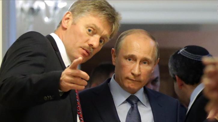 «Слушайте Путина и верьте ему»: Песков успокоил народ после заявлений США о падениях российских ракет