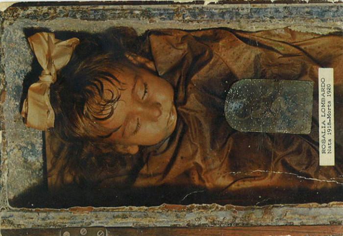 Розалия Ломбардо. / Фото: www.kienthuc.net.vn