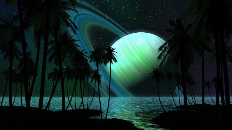 Сатурн мог бы плавать в воде. интересное, факты
