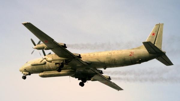 Что пишут небратья о сбитом в Сирии Ил-20