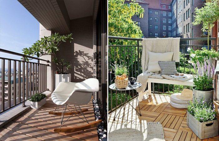 Как преобразить балкон, просто сказочные идеи