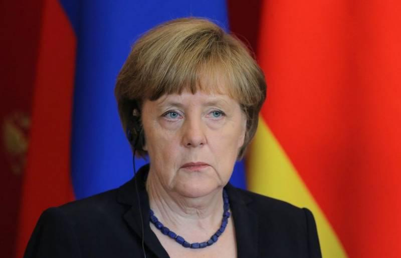Меркель рассказала, что испытала злость, наблюдая за штурмом Конгресса США Новости