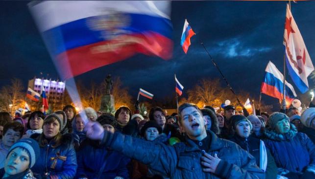 Киев угрожает крымчанам тюрьмой за работу на выборах президента России