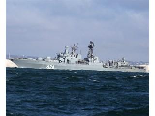 Черноморский флот выслал корабль для наблюдения за эскадрой НАТО