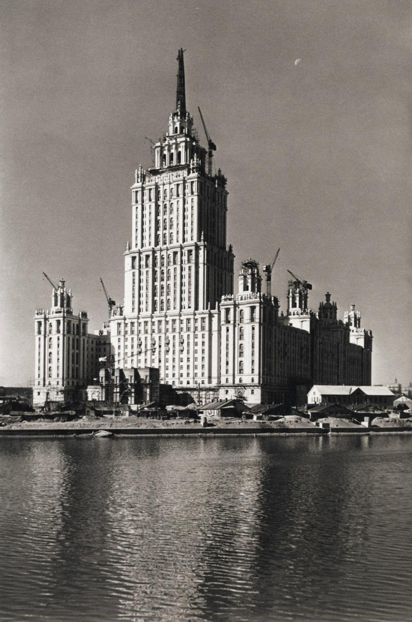Москва в фотографиях Наума Грановского, ч.2