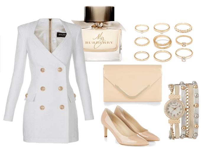 С чем носить платье-пиджак: 10 стильных вариантов