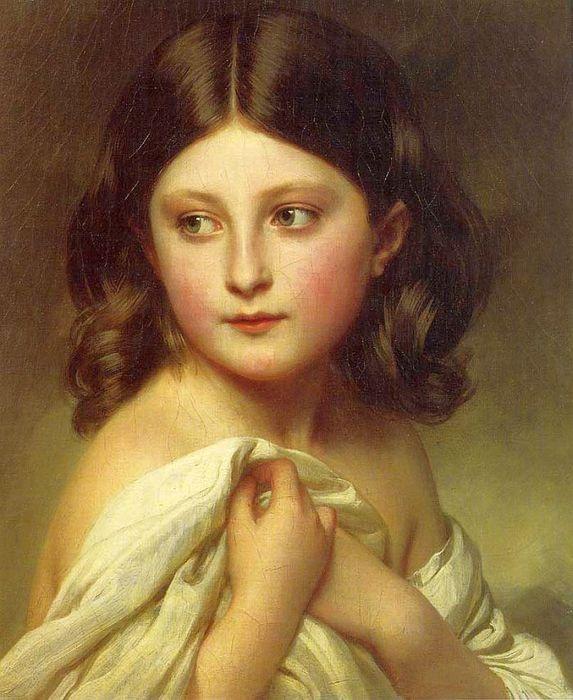 Бельгийская принцесса Шарлотта (1840-1927). (Принцесса из Саксен-Кобург-Готской династии, после замужества императрица-консорт Мексики. Единственная дочь короля Леопольда I.)