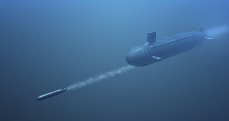 Самая мощная в мире противокорабельная торпеда — российская