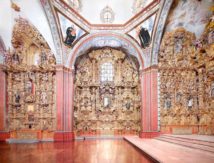 600 лет мексиканской архитектуры в невозможно красивых фотографиях авиатур