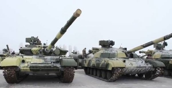"""На Украине разнесли """"чудо-танк"""": Заберите себе """"Оплот"""" - он не лучше Т-64БВ"""