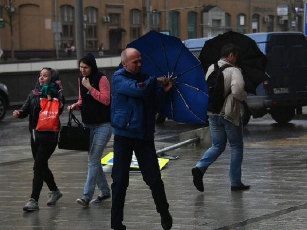 Минувшая ночь стала самой холодной в Москве с начала сентября