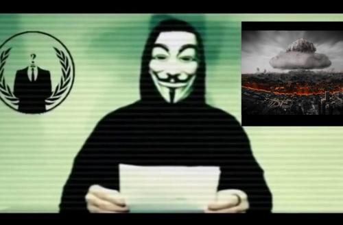 Обращение от хакеров Anonymo…