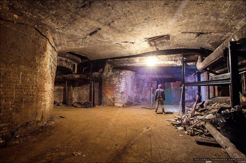 Катакомбы Солянки: подземелья в центре Москвы