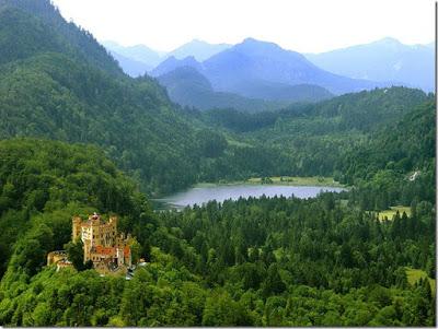 25 фото удивительного замока…