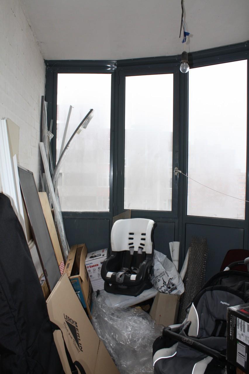 Делаем из балкона комнату