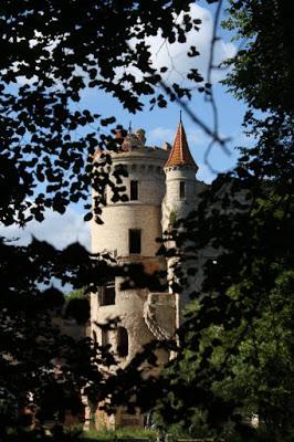 15 фото средневекового замка…
