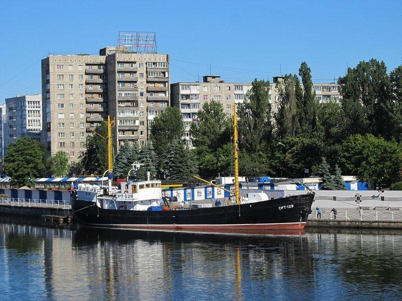 """Не только """"Аврора"""": корабли-музеи России город, корабли-музеи, корабль, музей, техника, флот, эстетика"""