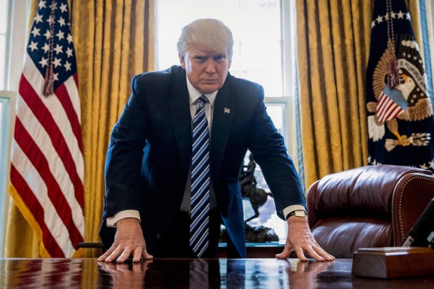 Трамп: вместо детей мы будем арестовывать всех членов семьи