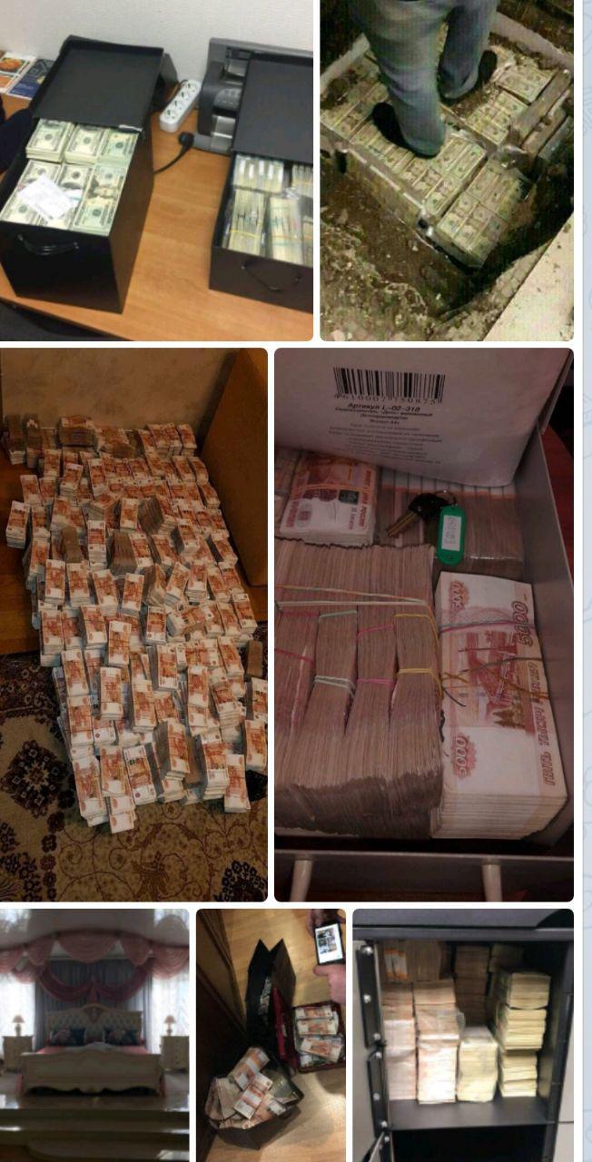 Обыск в квартире у начальницы хозуправления мэрии Нововосибирска