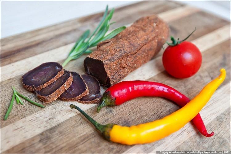 Брезаола: мясной деликатес на праздничный стол готовим сами