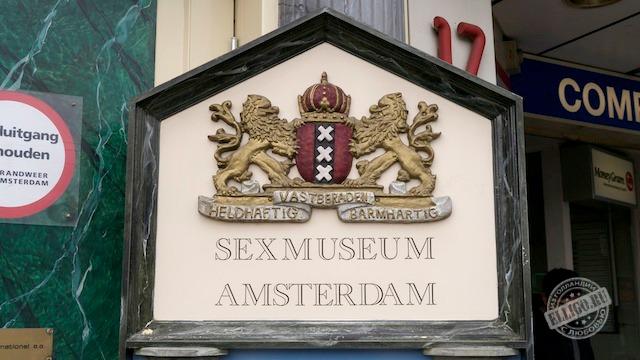 Музей человеческого тела или Музей секса в Амстердаме