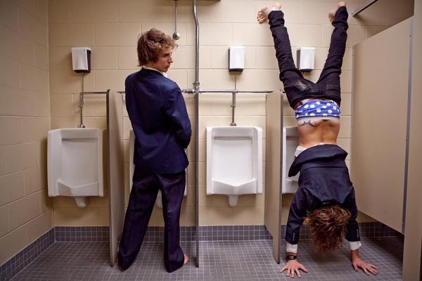 Если вы ходите в мужской туалет – это ещё не значит, что вы мужчина.