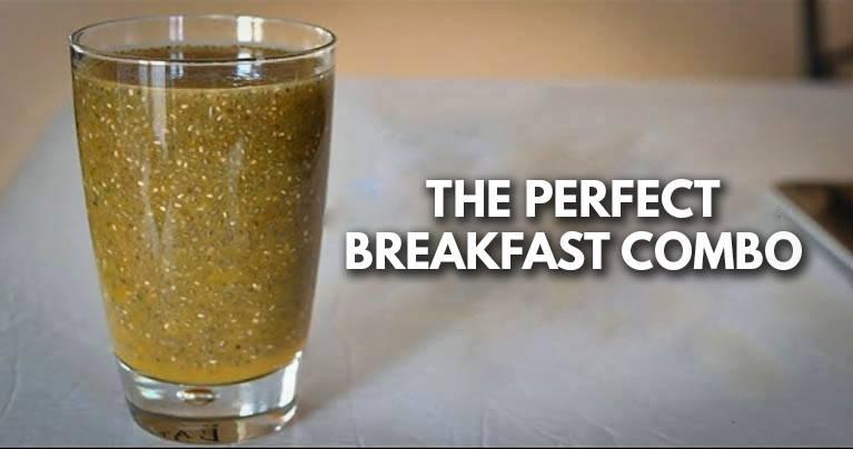 Комбинация идеального завтрака, который регулирует уровень сахара в крови, снижает уровень холестерина и помогает вам потерять вес