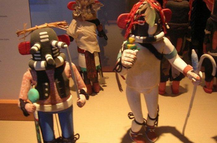 Талисман на удачу: куклы качина.