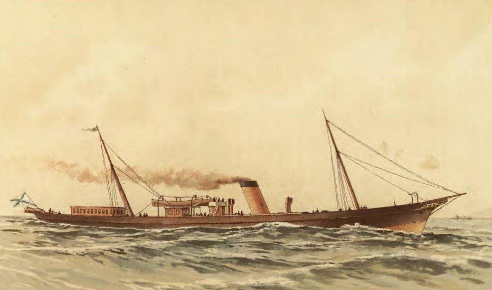 Подвиг русских моряков в Копенгагене история
