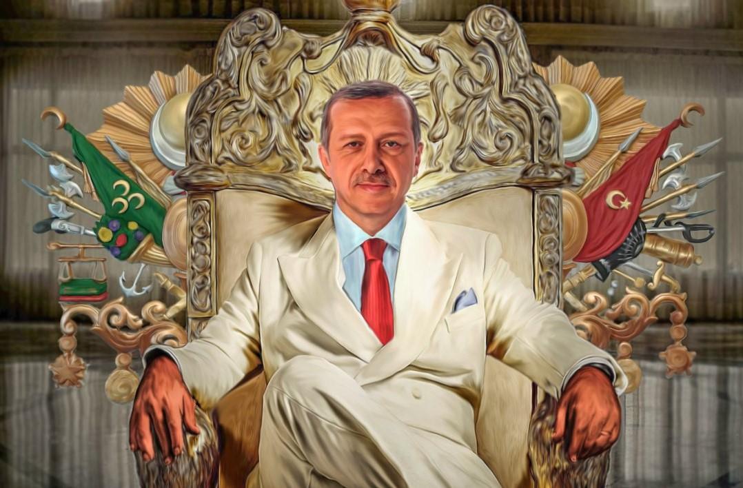 Эрдоган собрался воевать на всех фронтах Иерусалим,Османская империя,турция,Эрдоган