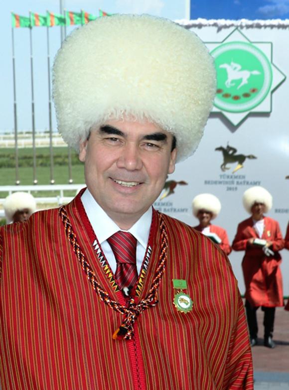 СМИ: Скончался лидер Туркмении Гарбангулы Бердымухамедов политика,президент,Туркмения