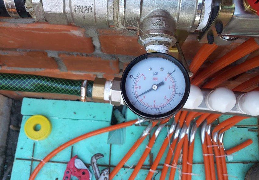 нужно ли давление в системе отопления