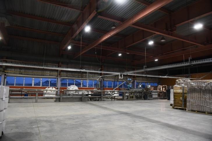 В Астраханской области запущено производство ленты капельного полива