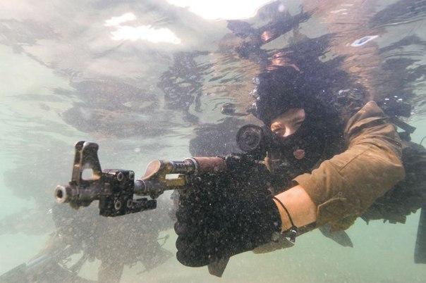 Как задерживать дыхание под водой