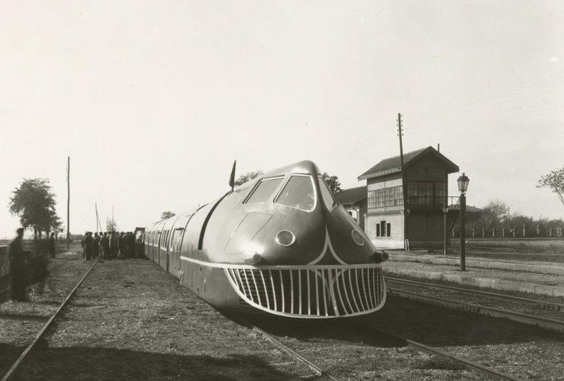 Прототип высокоскоростного поезда фирмы Талго вагоны, железнодорожные, изобретения, поезда, рельсы, факты, фантазии