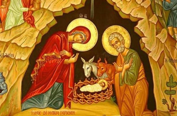 Рождество Христово – праздник, объединяющий небо и землю