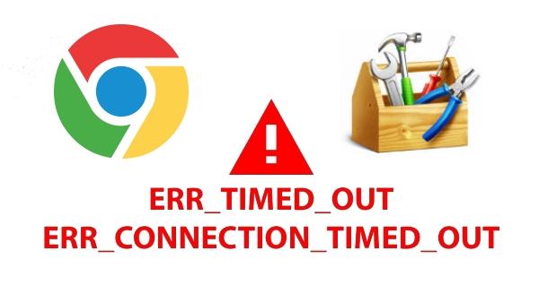 Как исправить ошибку ERR_TIMED_OUT в Chrome