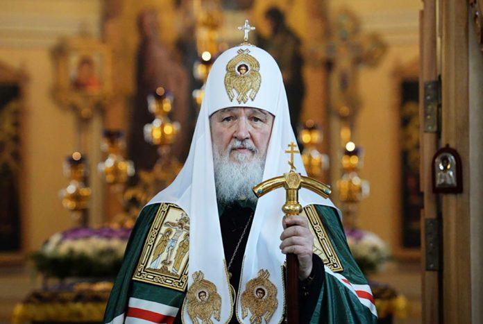 Патриарх Кирилл обратился к …