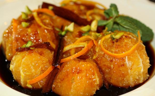 Лучшие мандариновые десерты к Новому Году
