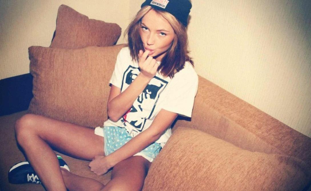 Саша Маркина: русская краса