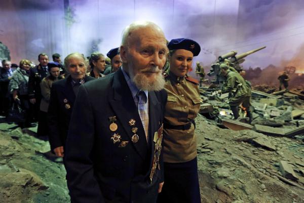 Ветеранов войны освободят от…