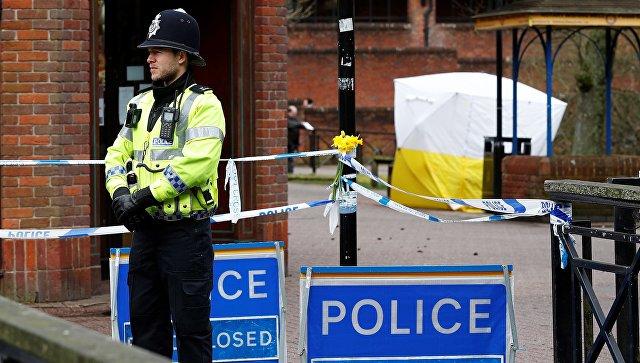 Версия: за  покушением на Скрипаля Британия прячет скандал с информацией о педофилах-убийцах
