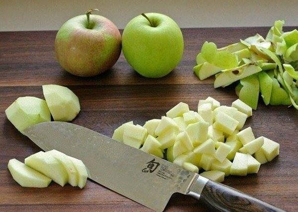 Сказочный яблочный штрудель — десерт для тех, кто следит за фигурой