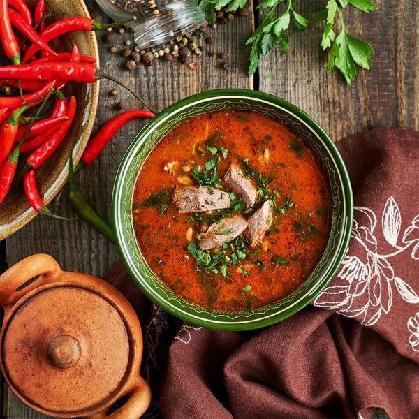 Грузинская кухня: три знаменитых супа на обед
