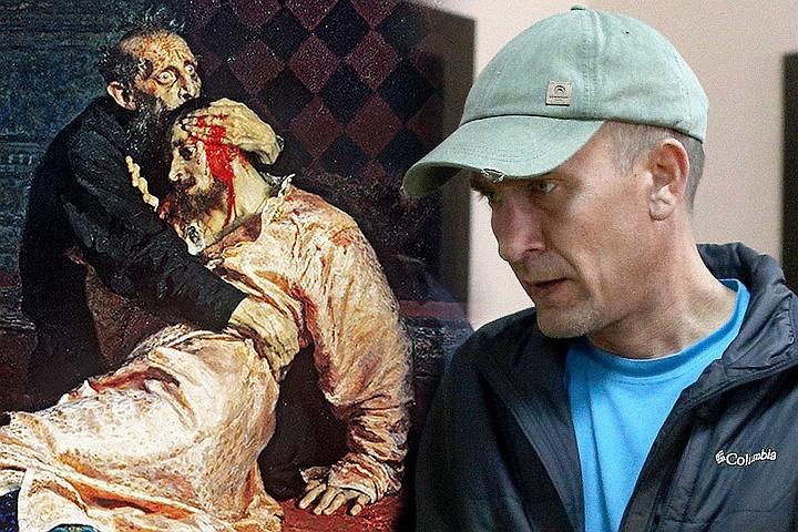 Эксперты установили сумму ущерба, причиненного картине Репина в Третьяковской галерее